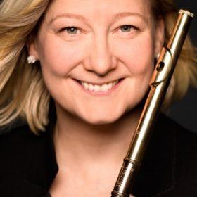 Christina Fassbender, Flöte